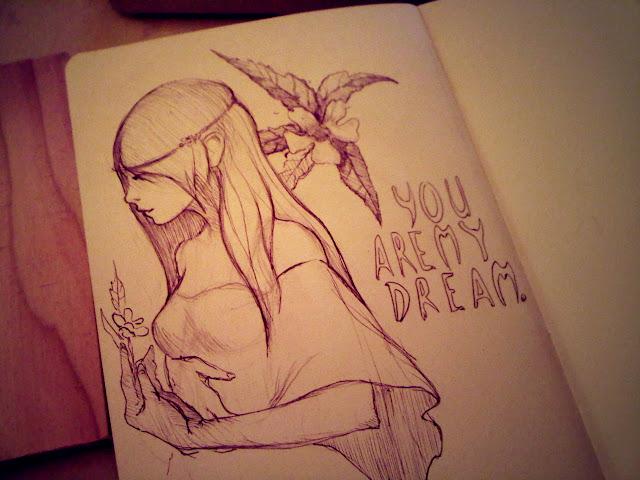 ::Andrew Jen - Sketchbook::