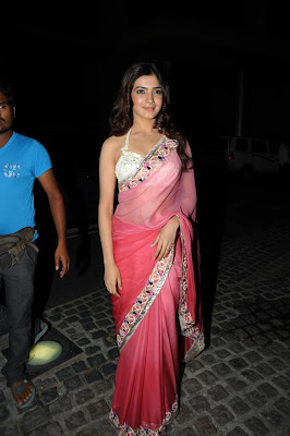 Samantha Sizzles at 58th South India Filmfare Awards