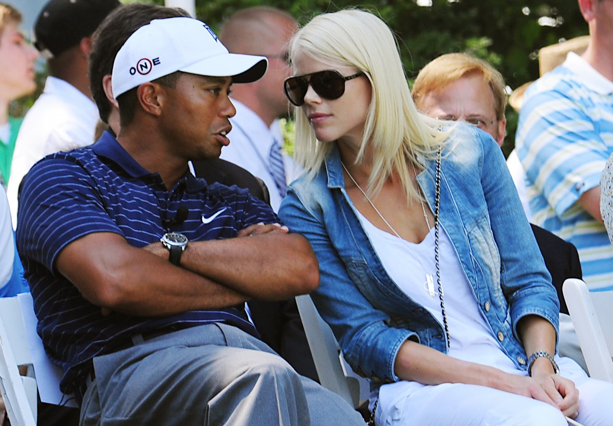 Naked tiger elin woods wife