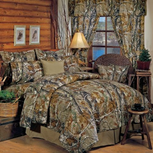 Realtree Camo Bedding Sets