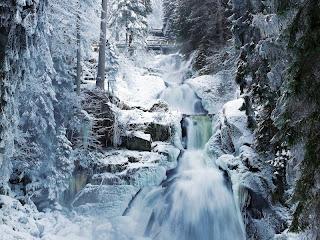 Triberg, Schwarzwald, Tyskland