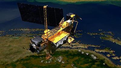 satelite impactará en la Tierra