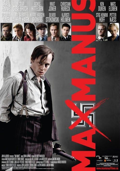 Assistir Max Manus – O Homem da Guerra – Dublado – Ver Filme Online