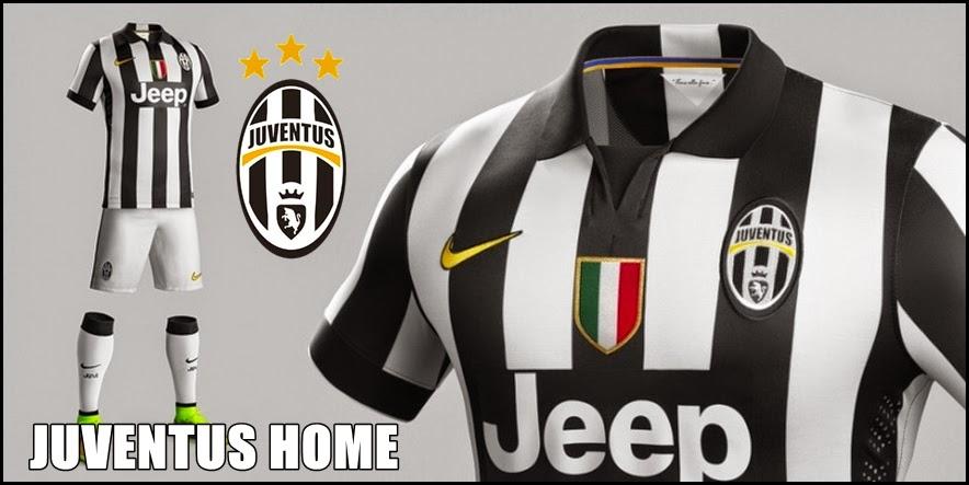 Juventus Home 2014-15