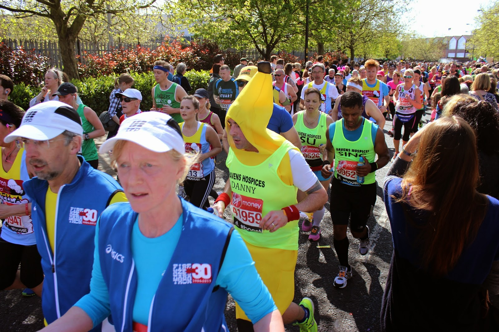 London Marathon 2014, That Guy Lukey, Fitness, Marathon, London, England, Virgin London Marathon 2014, blog, racing, running, sport, Marathon Running, Spectators, Marathon spectators