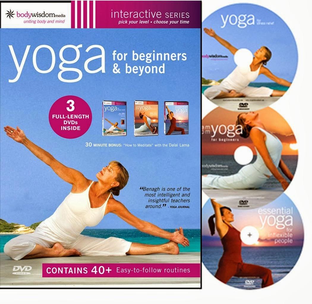 Yoga Dvd Groupon