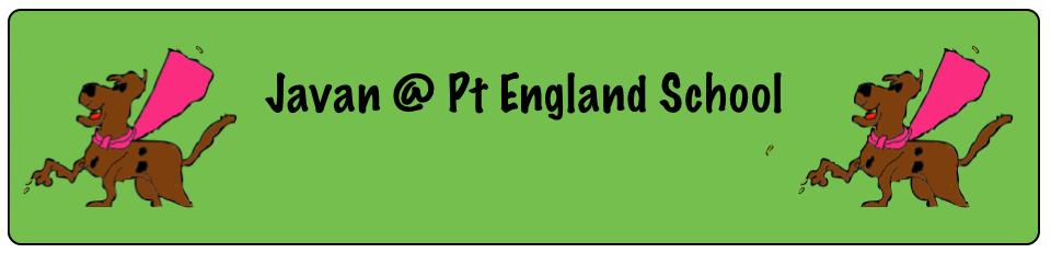 Javan @ Pt England School