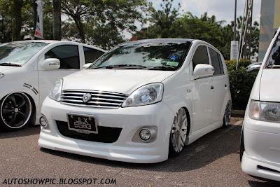 Perodua Viva VIP bodykit