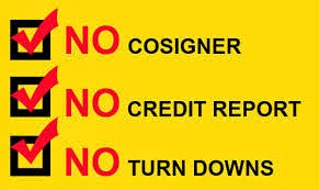 Getting A Car With A Low Credit Score With Cosigner