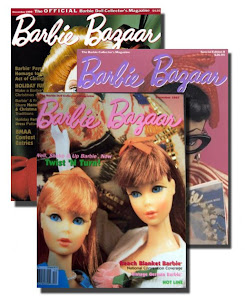 Barbie Bazaar Magazine Back Issues - 20 Assorted