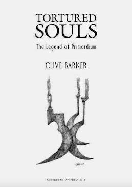 Book: TORTURED SOULS by Clive Barker