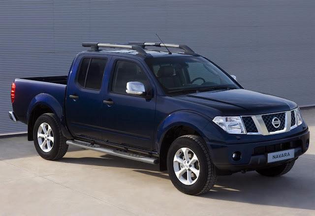 2011 Nissan Navara Pathfinder facelift