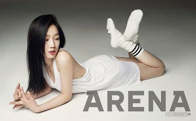 Jung Yeon Joo - Arena Homme Plus Magazine June Issue 2013