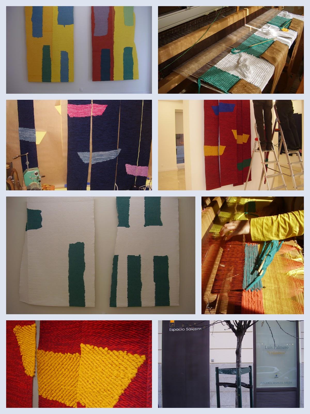 Trama Textil: Proyecto Urdimbres