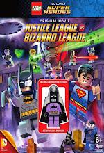 Lego Batman: Justice League vs. Bizarro League (2015)