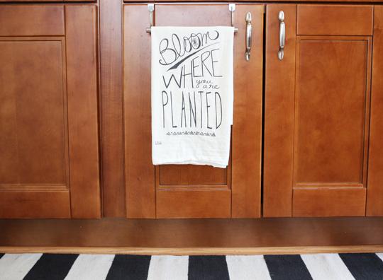 Kitch Studios kitchen towel Etsy