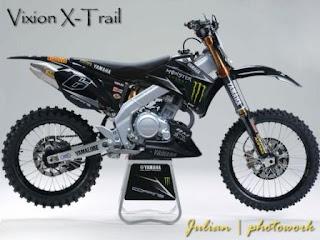 Yamaha Vixion Super Motor