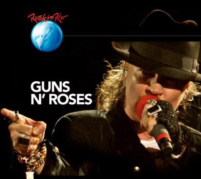 Guns N' Roses - Rock In Rio 2011
