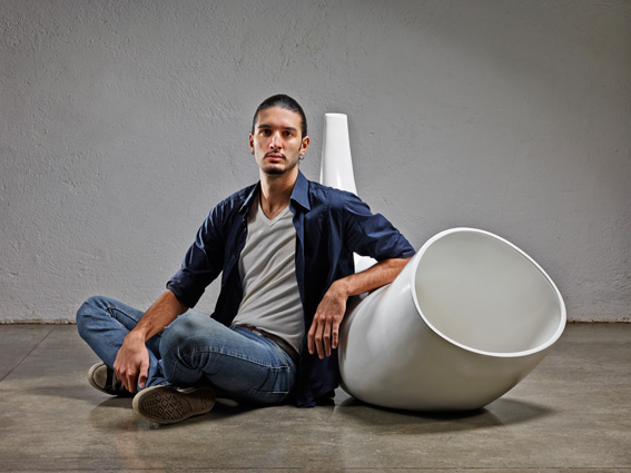 Andrea Farono con il progetto Echo