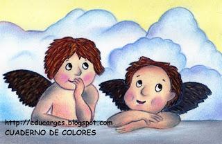 Proyecto educativo Maestros de la Pintura en Cuaderno de Colores