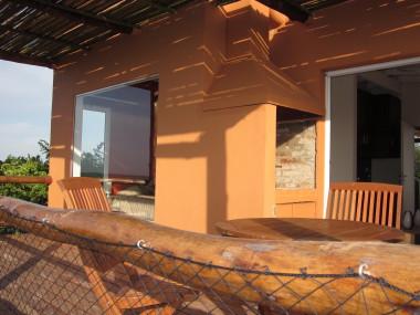 Acacias-Deck parrilla