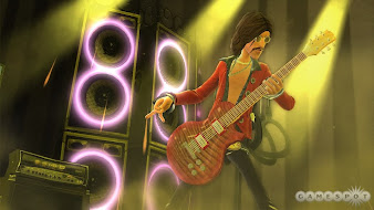 #13 Guitar Hero Wallpaper