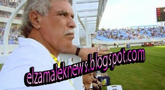 حسن شحاتة المدير الفني للمقاولون العرب