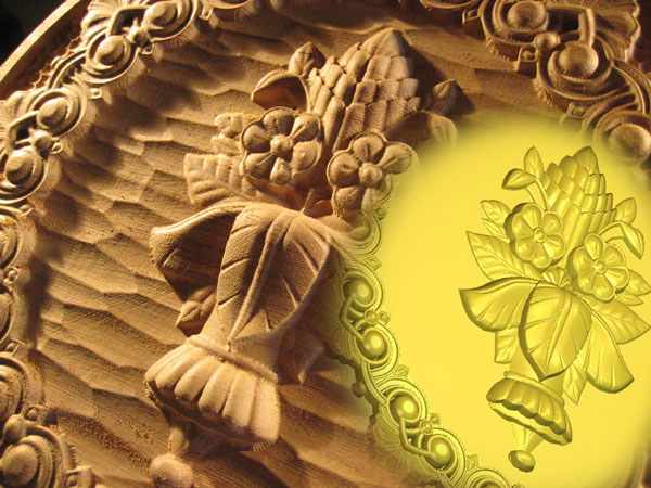 D wood carving stl files download joy studio design