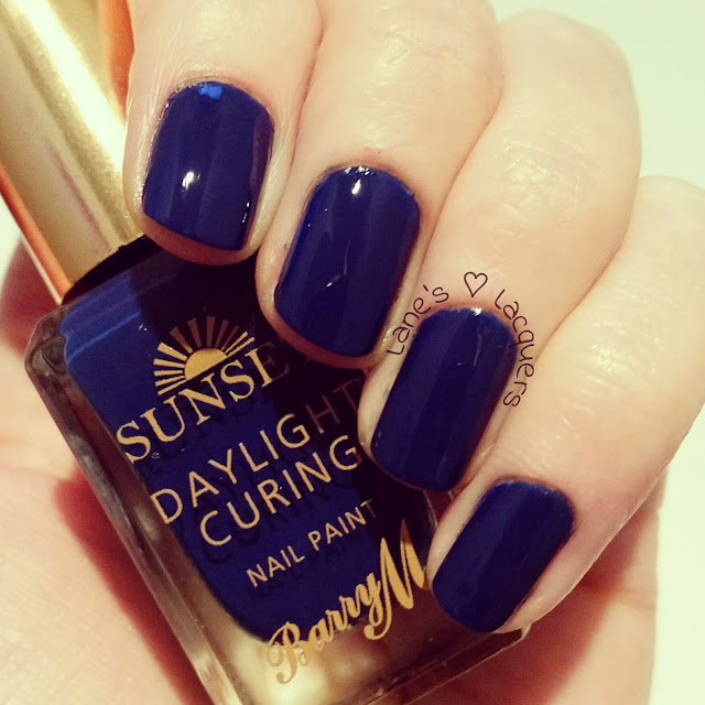barry-m-sunset-daylight-curing-you-drive-me-navy-swatch-manicure (2)
