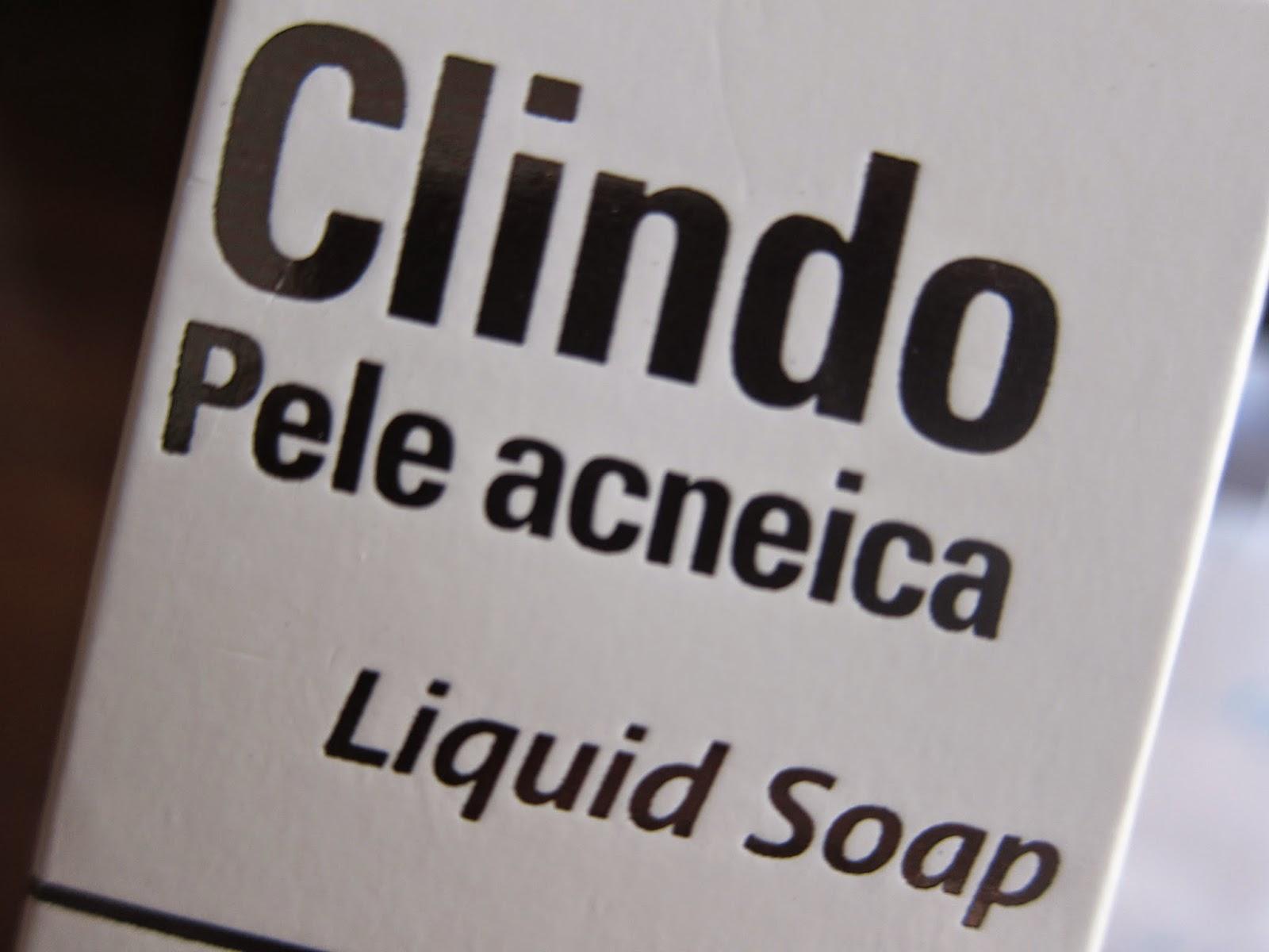 sabonete rosto pele com acne