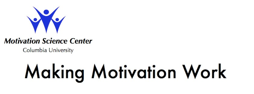 Making Motivation Work