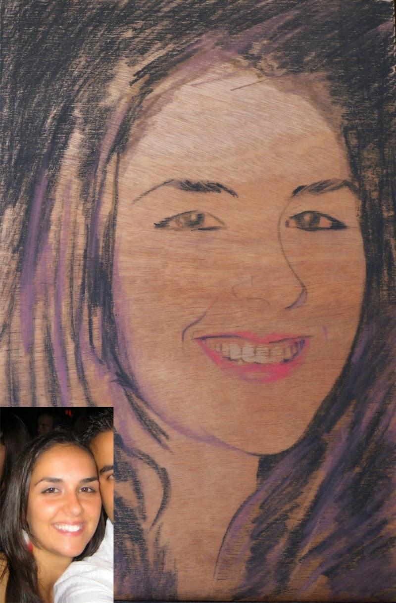 Lopez mirete el arte de envolvernos en el h bitat - Retrato oleo paso a paso ...