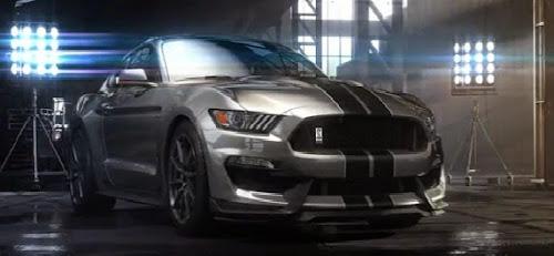 Ford anuncia Mustang Shelby GT350 com motor mais forte da história