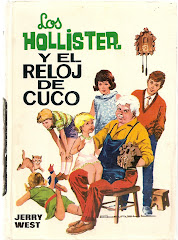 HAPPY HOLLISTERS AND THE CUCKOO CLOCK MYSTERY