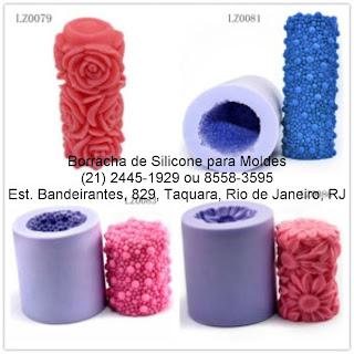 Borracha de silicone para moldes onde comprar portugal