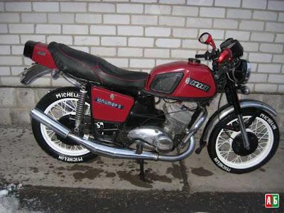moto032: Мотоцикл ИЖ-Юпитер 5-тюнинг своими руками: http://moto032.blogspot.com/2013/03/5_26.html