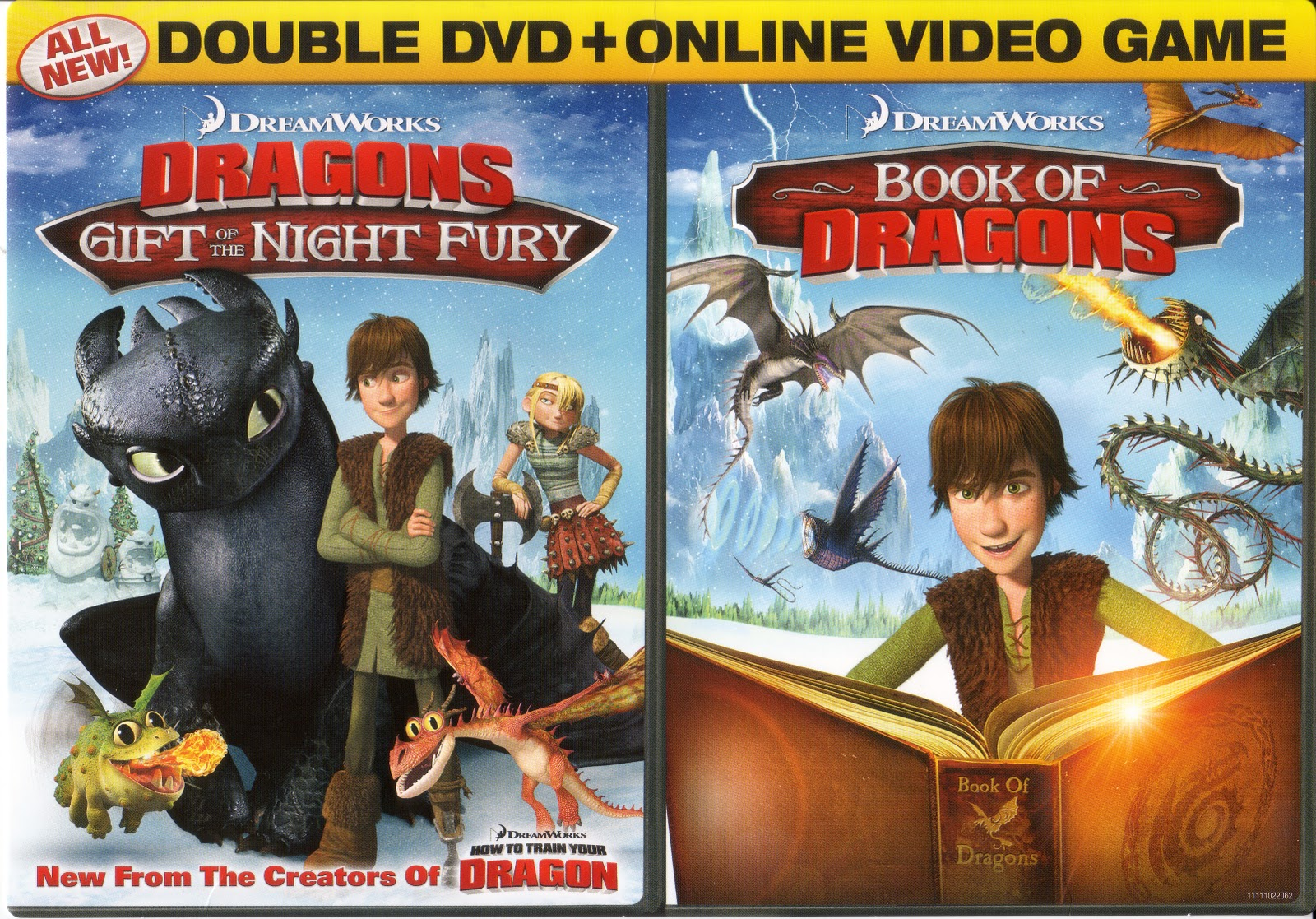 and now for something completely different - How To Train Your Dragon Christmas