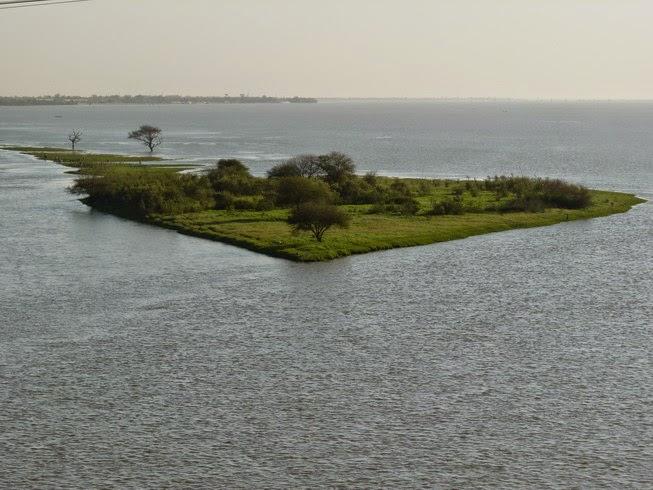 El Nilo blanco.