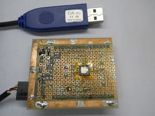 placa de prototipagem ARM