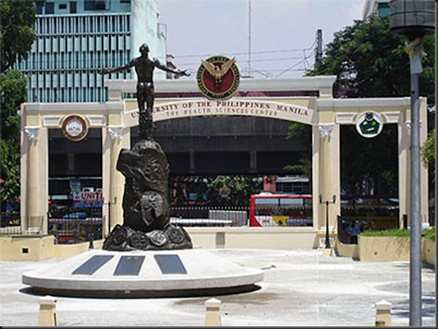 University of the Philippines-Manila (UP-Manila) campus