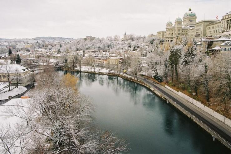 10. Bern, Switzerland - Top 10 Most Wintery Cities