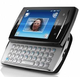 celular pequeno com teclado QWERTY