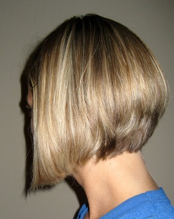 Angled Bob Hairstyles 2011