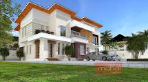 Nigeria Duplex House Plans Designs