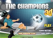 juegos de futbol champions 3d
