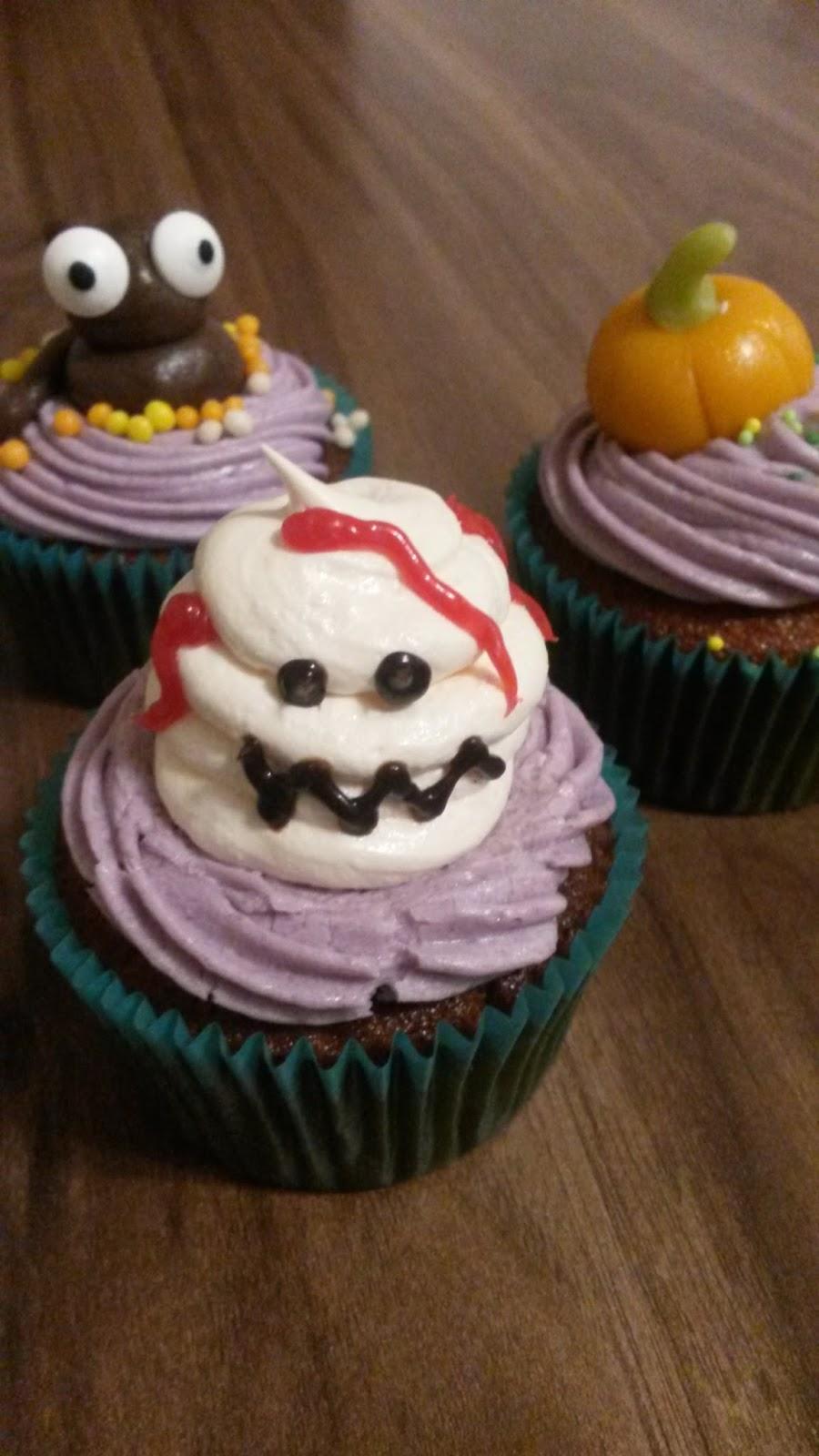 Faszinierend Halloween Cupcakes Rezepte Ideen Von Mein Rezept Für Cupcakes.