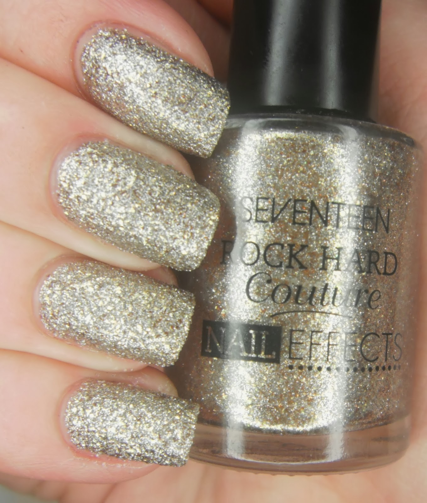 Seven Rock Hard Couture Nail Effects