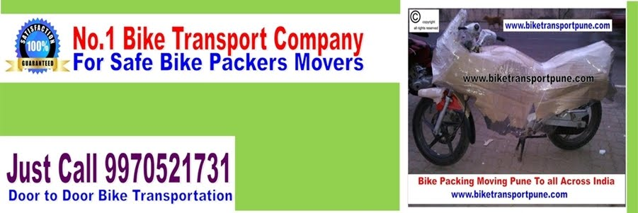 Bike Transport  Pune,Bike Transport In Pune