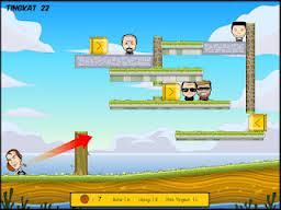 screenshot gameplay game Jokowi-Ahok selamatkan Jakarta