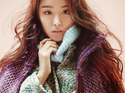 Jieun SECRET - Sure Magazine December Issue 2013